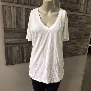 Lululemon Love Tee IV White Size 8
